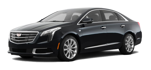 Luxury Sedan - Black Car service Miami