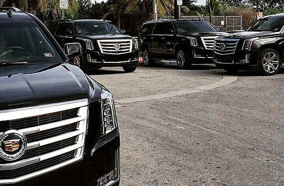 Business Travel Limousine Service Miami Near My Area