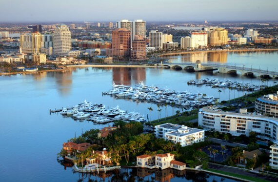 West Palm Beach Car, Service Areas - Driven Miami