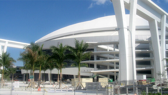 Car Service to Marlins Park
