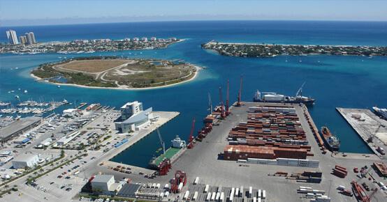 Cruise Transportation to Port Palm Beach - Black Car Service Near Me