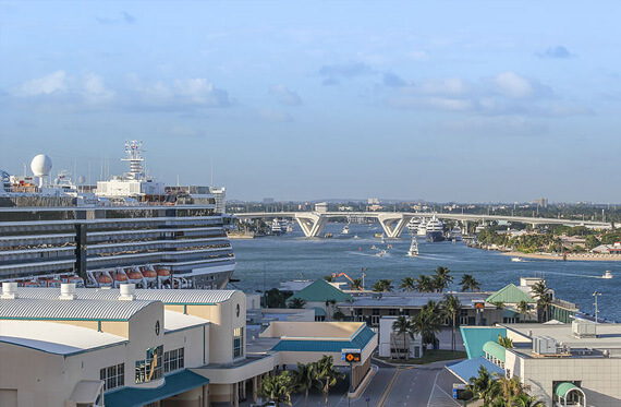 Limo Service to Port Everglades - Car Near My Location